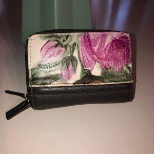 Buxton credit card wallet